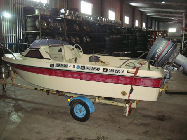 катера и лодки из японии купить